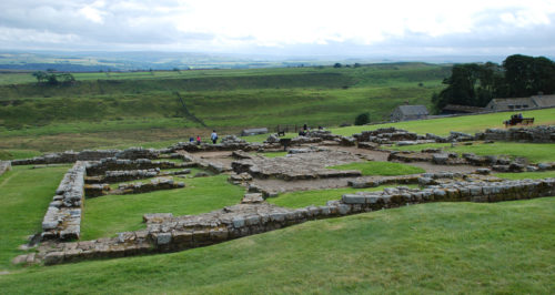 Housesteads hospital